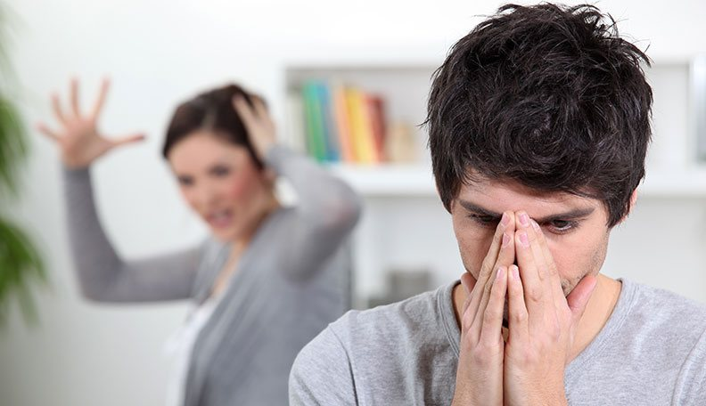 controlling behavior in a relationship