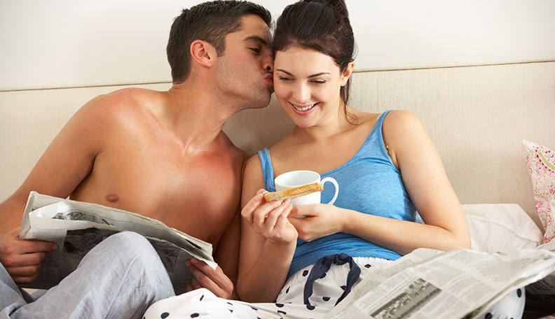 """14 Signs Your Guy Means It When He Says """"I Love You"""""""