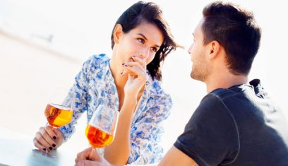18 Signs Your Date Really Likes You On Your First Date