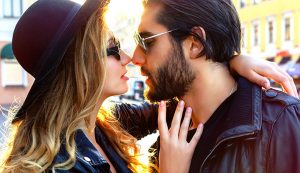 How to Kiss a Guy for the First Time and Turn Him On