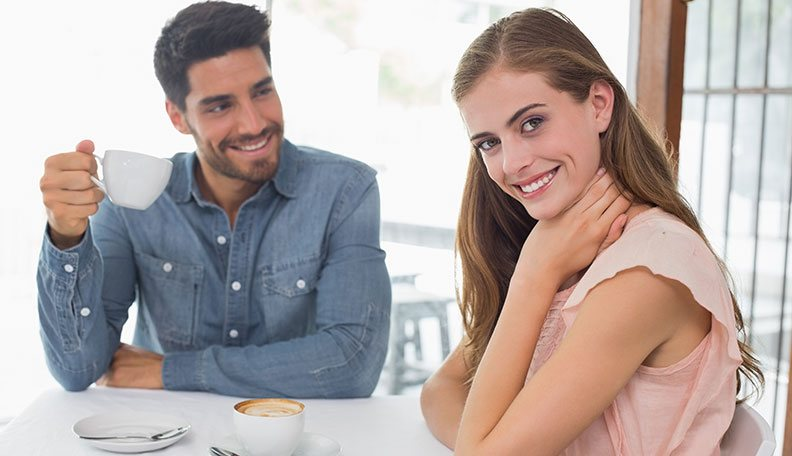 signs of attraction in the first conversation