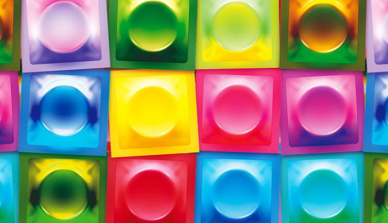 condom types