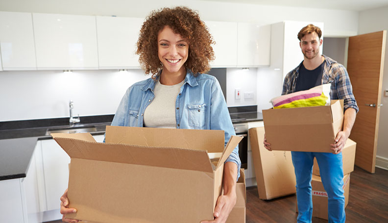 move in with your partner