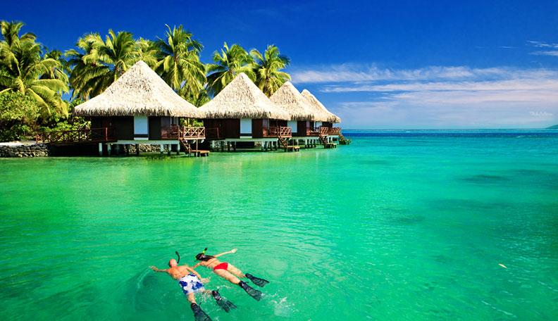 most romantic vacation spots