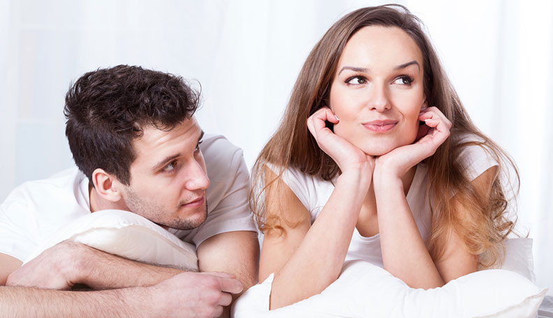 signs you're falling out of love