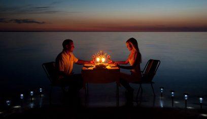 romantic dinner date ideas