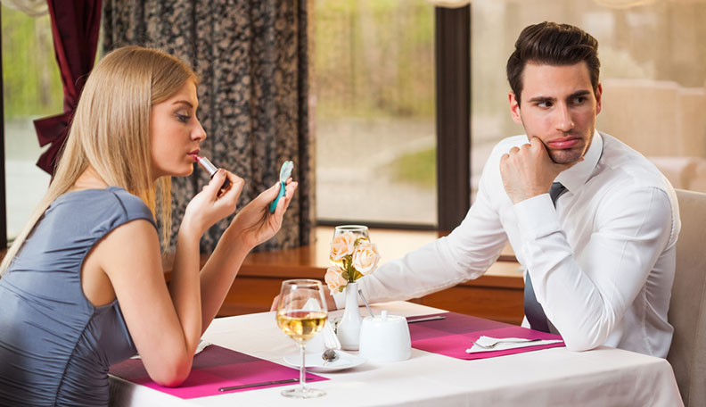 things to avoid on a first date