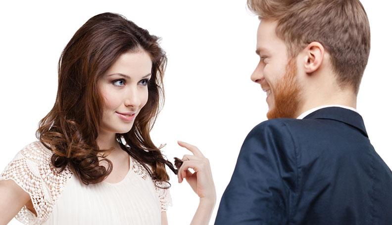 A flirta inseamna a insela?