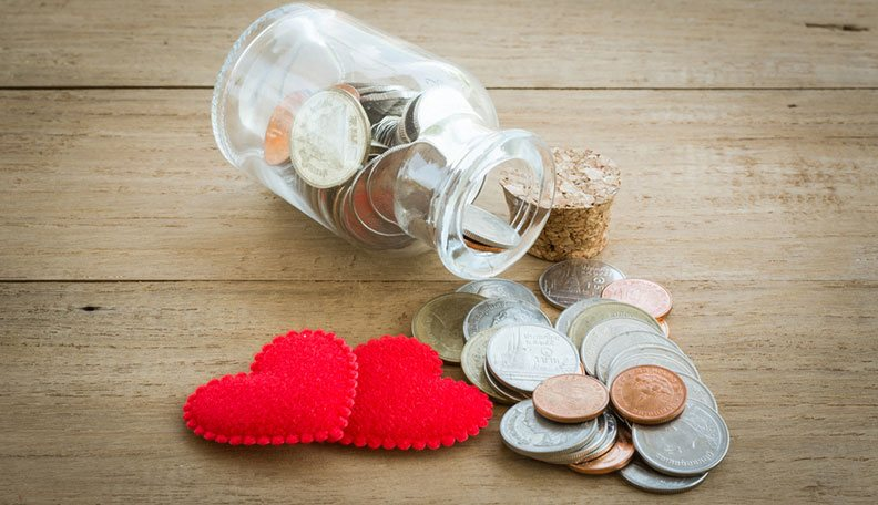 partner makes less money