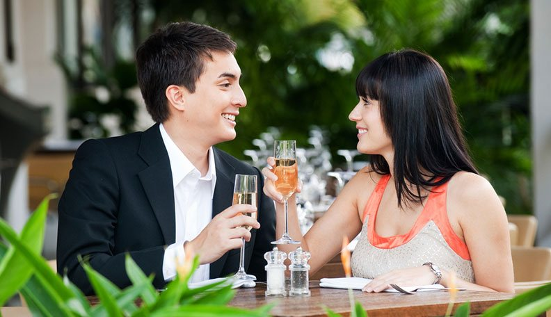 how to be a good date