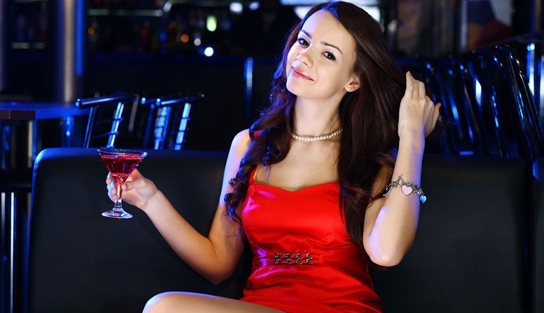 Should a Girl Accept a Drink from a Stranger?