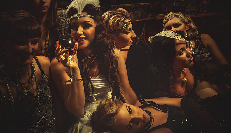 The 10 Rules of Swinging at a Swingers Party