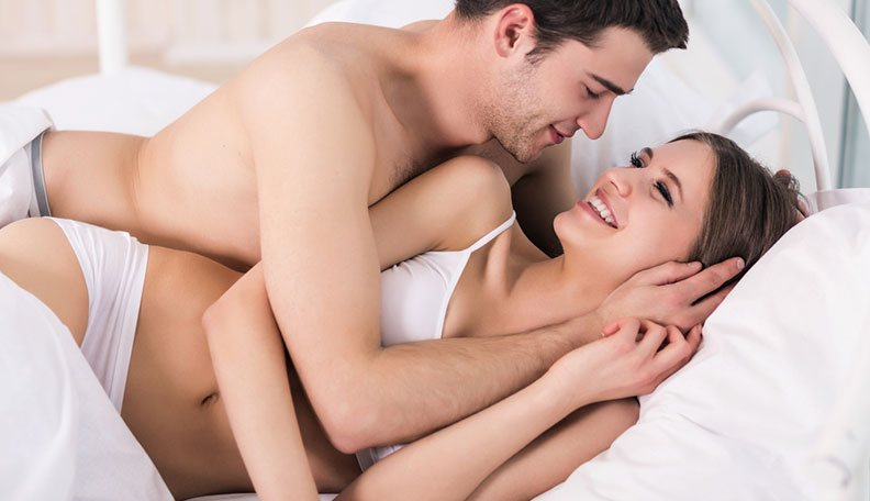 What does spooning in bed mean