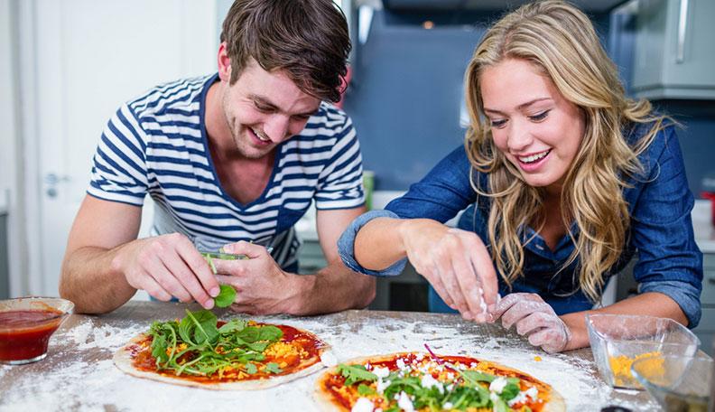 dinner ideas for new couples