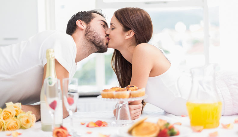 food to avoid before having sex