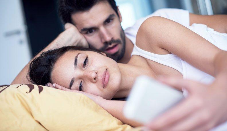 Spouse flirting work 6 Signs
