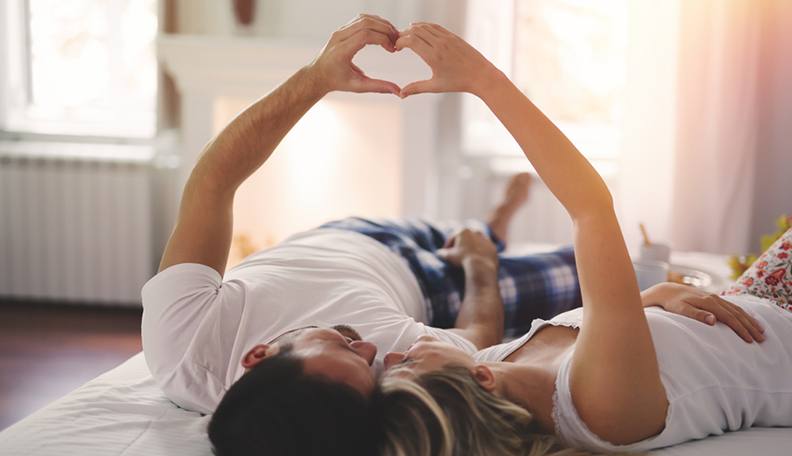 why we fall in love