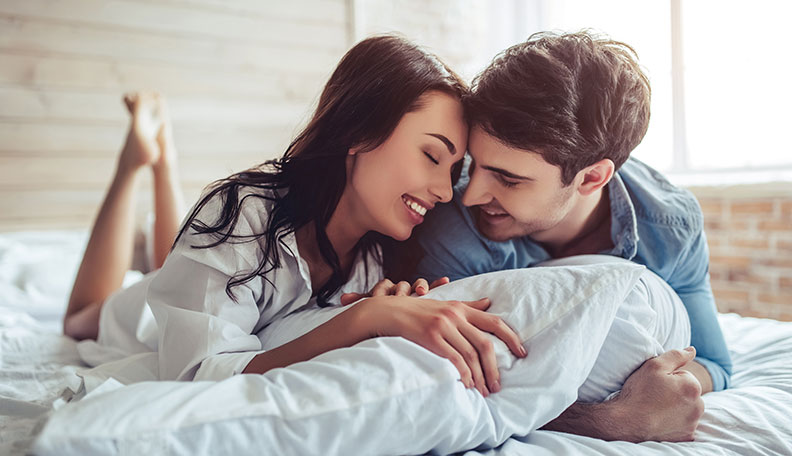 how to make a man feel loved and desired