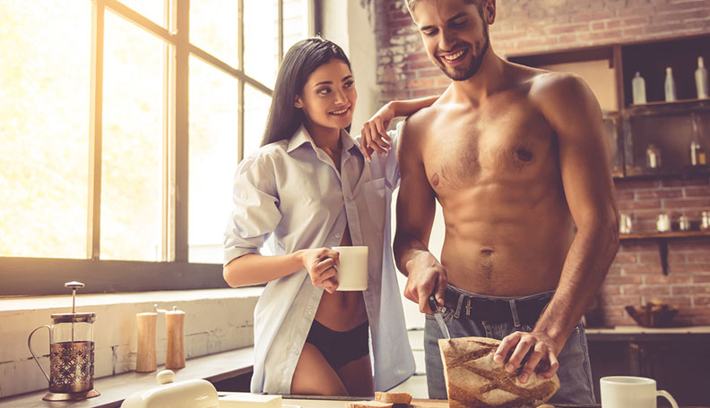 how to keep a guy interested after sleeping with him