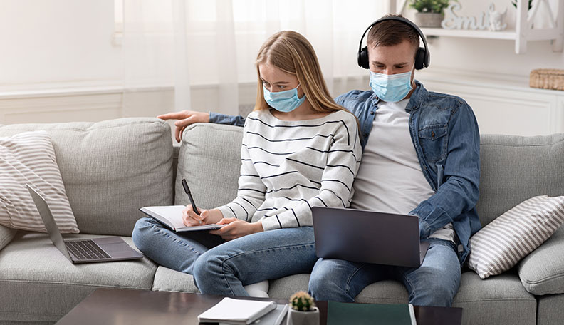 Make Dealing with Your Partner during Quarantine Easier