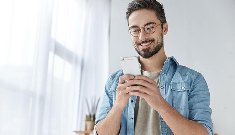 Text a man should you Should I