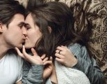 Signs a Guy is Turned On While Kissing You
