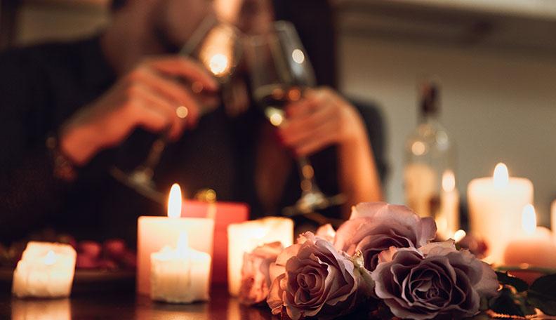 date night in covid