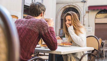 talking vs dating